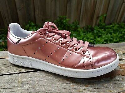 AU19.95 • Buy Adidas Metallic Rose Gold.........Stan Smith Sneakers