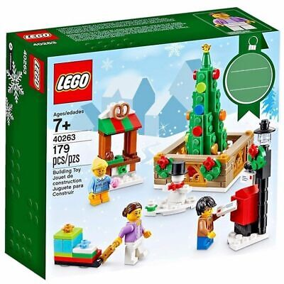 Lego Christmas Town Square 40263 Small Festive Set Brand New And Sealed • 14.99£