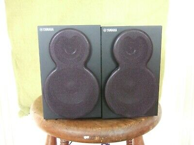 AU129 • Buy Yamaha NS-BP110 Bookshelf Speakers - Piano Black High Gloss