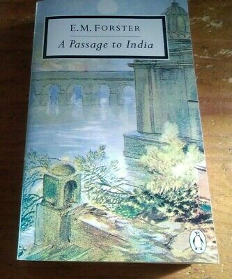 E.m.forster. A Passage To India. Penguin Books. Excellent Condition. • 2£