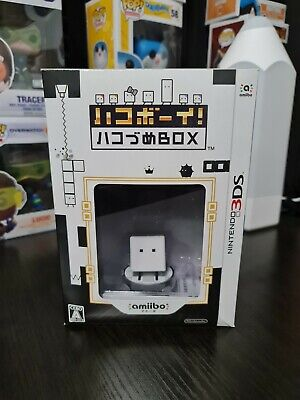 AU350 • Buy Nintendo Box Boy Hako Boy Qbby Amiibo 3DS Game Soft CD From Japan