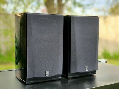 AU250 • Buy Yamaha NS-333 Quality Bookshelf Speakers RRP $599