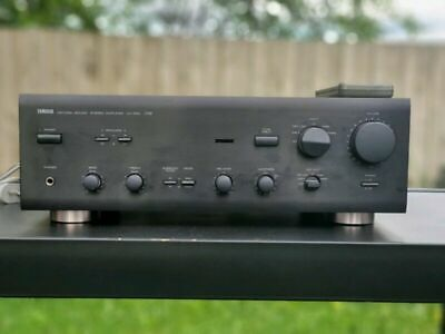 AU395 • Buy Yamaha AX-550 Stereo Amplifier In Perfect Condition