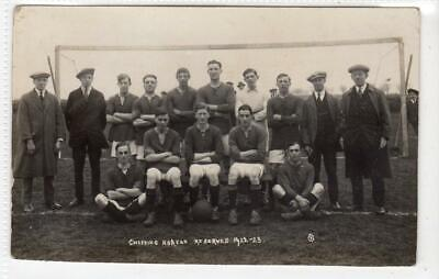 £15 • Buy CHIPPING NORTON RESERVES 1922-23: Oxfordshire Postcard (C54251)