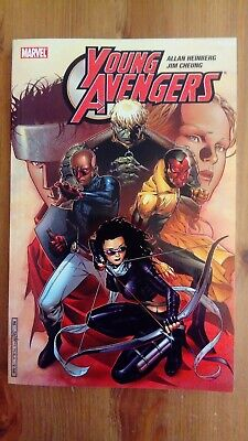 Young Avengers Ultimate Collection, Marvel Comics 2010 • 10£