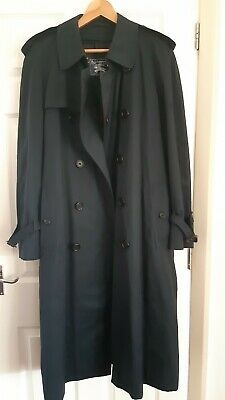 Vintage Burberry Men's Trench Coat - Size 52  • 33£