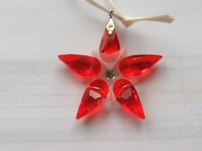Swarovski Chrystal  CHRISTMAS STAR  • 15£