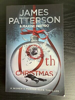 AU4.99 • Buy 19th Christmas By James Patterson