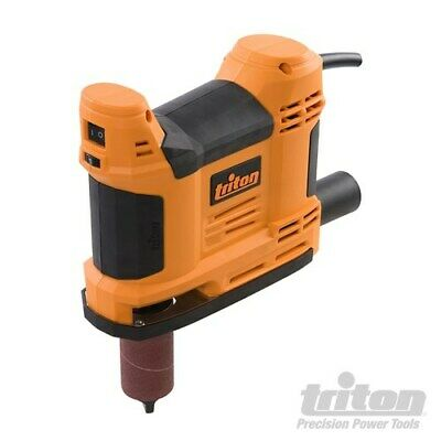 Triton 650w Hand Held Portable Oscillating Spindle Drum Sander Tspsp650 949538 • 64.99£