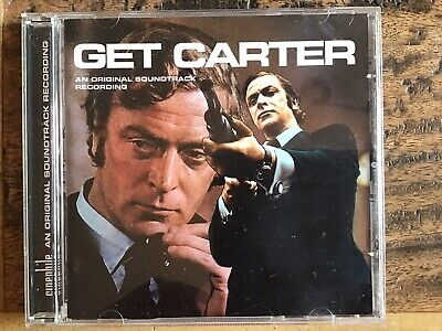 Get Carter An Original Soundtrack Recording (1998) CD • 3.25£