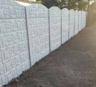 Concrete Posts  And Gravel Boards  • 11£