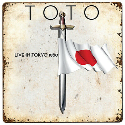 £14.99 • Buy Toto - Live In Tokyo Red 12  Vinyl Record Store Day RSD 2020 RECORD STORE DAY