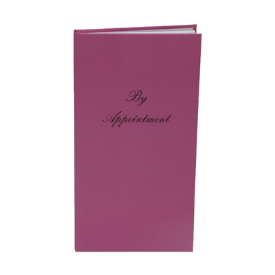 £19.99 • Buy Appointment Book Beauty Salon Hairdresser Orange Pink Purple Lilac Book