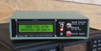 AU550 • Buy SKIPPY MkIV Secure Frequency Hopping & HF Selcall Controller For ICOM Radios