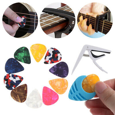 $ CDN5.29 • Buy Spring Trigger Fast Release Key Clamp Guitar Capo Replacement Quick Change