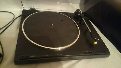 AU299.99 • Buy Yamaha Tt-400 Full Auto Play Turntable Record Player New Stylus Fitted