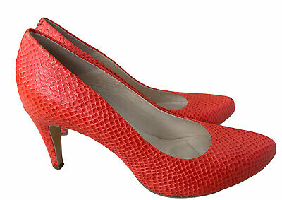 Clarks & Mary Portas Coral Heels Court Shoes Wedding Work UK 6.5 EU 39.5 • 28.99£