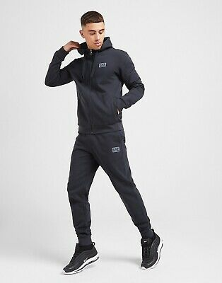 EA7 By Emporio Armani Navy Hooded Tracksuit • 154.99£