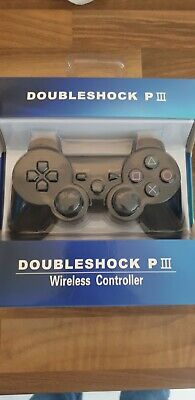 PS3 Controller Wireless Double Shock Controller For Playstation3 • 3.70£