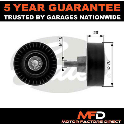£18.86 • Buy Gates Drive Belt Deflection Guide Pulley 11281435594 1435594