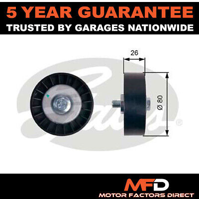 £21.81 • Buy Gates Drive Belt Deflection Guide Pulley 46547564 46547564