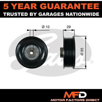 £38.19 • Buy Gates Drive Belt Deflection Guide Pulley 1357022010