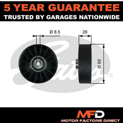 £40.44 • Buy Gates Drive Belt Deflection Guide Pulley 9135565