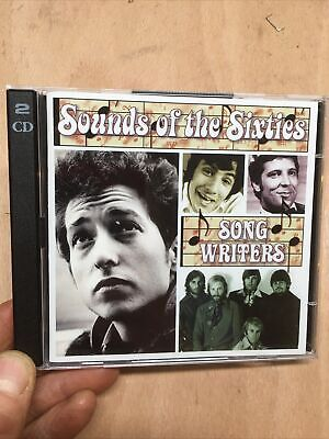 Time Life:Sounds Of The Sixties-Song Writers 2xCD Canned Heat Dylan Jeff Beck • 19.99£