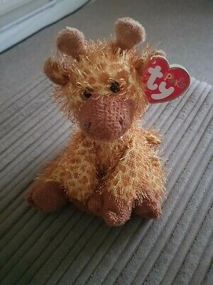 TY BEANIE: Treetop, Giraffe, The Punkies Collection • 1.50£