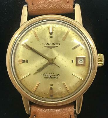 $ CDN381.90 • Buy Longines Conquest Cal.291 Automatic Watch Special Edition Ref.12668873 Vintage