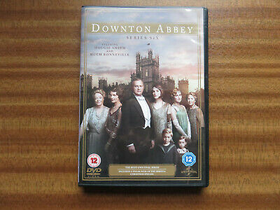 Downton Abbey: Series 6 [DVD] Free First Class Postage • 7.99£