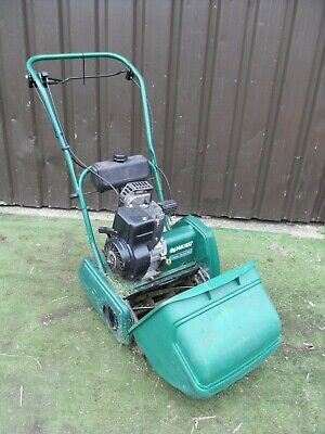 Qualcast Classic 35s Self Propelled Lawnmower Cylinder Roller Mower Petrol, • 185£