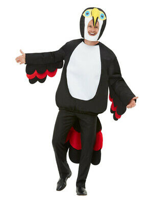 Bird Of Paradise Toucan Costume, Black • 32.10£