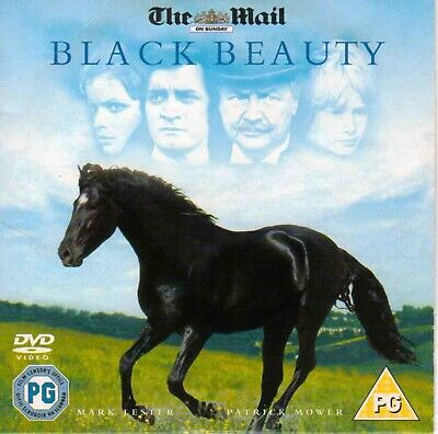 Black Beauty   DVD.  Daily Mail • 3.50£
