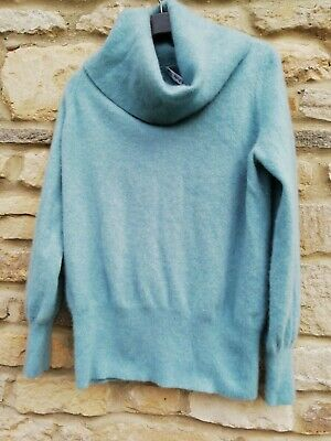 Marks And Spencer Autograph Pure Cashmere Jumper - Size 18 • 12.95£