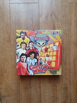 World Football Star Guess Who Game • 4.99£