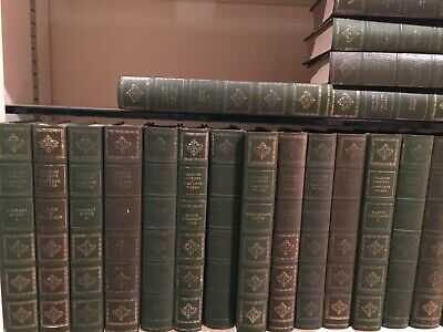Heron Books Complete Works Of Charles Dickens X 36 Books • 25£