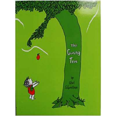 The Giving Tree Shel Silverstein NEW CHEAPEST Picture Book Paperback 4 5 6 7 8 9 • 9.90£