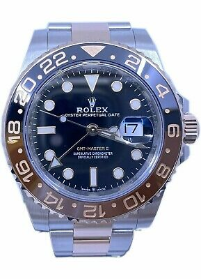 $ CDN26891.52 • Buy Rolex GMT Master II 126711CHNR