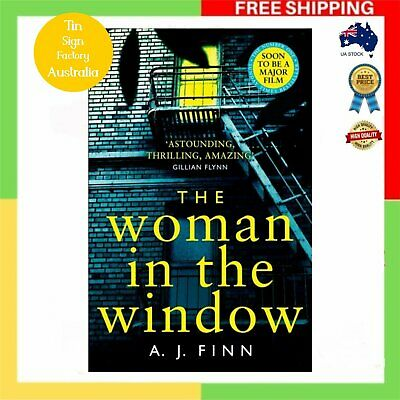 AU12.99 • Buy The Woman In The Window - Paperback Book - BRAND NEW - FAST FREE SHIPPING AU