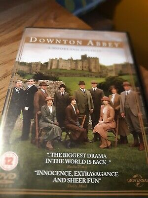 Downtown Abbey A Moorlands Holiday 2014 Christmas Special  • 5£