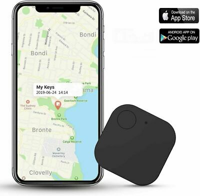 Mini Bluetooth Tracking Device Tag Key Child Finder Pet Tracker Vehicle Locator • 6.19£