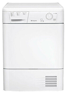 £269.99 • Buy Hotpoint First Edition FETC70BP White 7KG Condenser Tumble Dryer