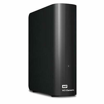 AU349.95 • Buy Western Digital WD 12TB Elements Desktop External Hard Drive USB 3.0 Brand New