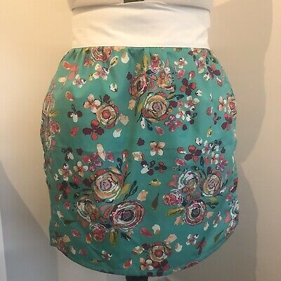 Retro Vintage Style Half Apron Pinny Handmade With Ditsy Floral Cotton Fabric • 6£