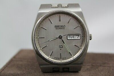 $ CDN117.05 • Buy Vintage SEIKO QUARTZ  7546-8149 STAINLESS Mens Watch JAPAN