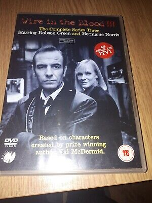 Wire In The Blood - Series 3 (DVD, 2006, 2-Disc Set) • 2.99£