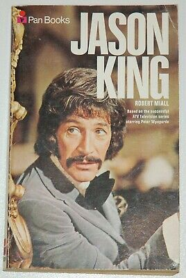 Jason King By Robert Miall, Pan Books Paperback, First Edition 1972. Good Cond • 5£