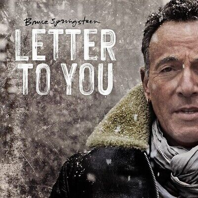 Bruce Springsteen Letter To You 2 Lp Vinyl New & Sealed Free Postage • 27.99£