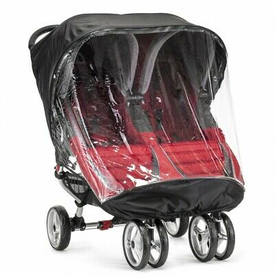Baby Jogger Rain Protection For Double City Mini And Gt • 66.60£